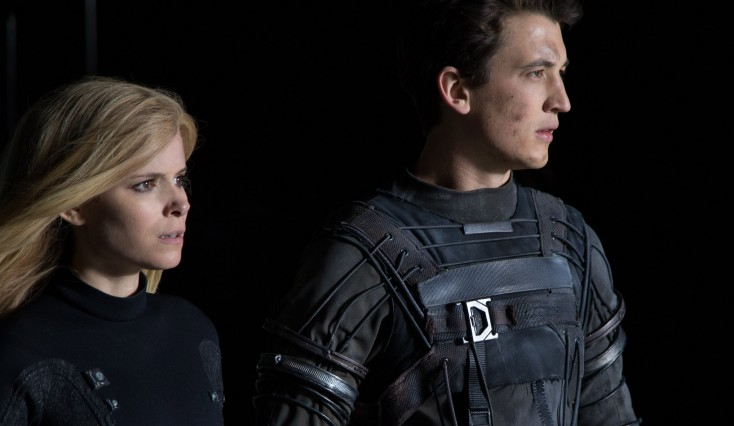 Grim 'Fantastic 4' Mixes Horror With Heroics