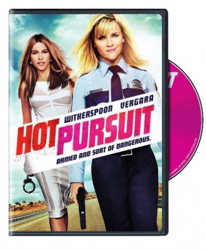 HOT PURSUIT (DVD Artwork). ©Warner Home Entertainment.