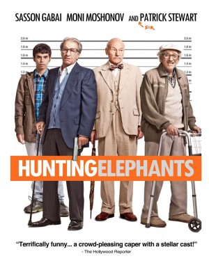 HUNTING ELEPHANTS (DVD Artwork). ©XLRator