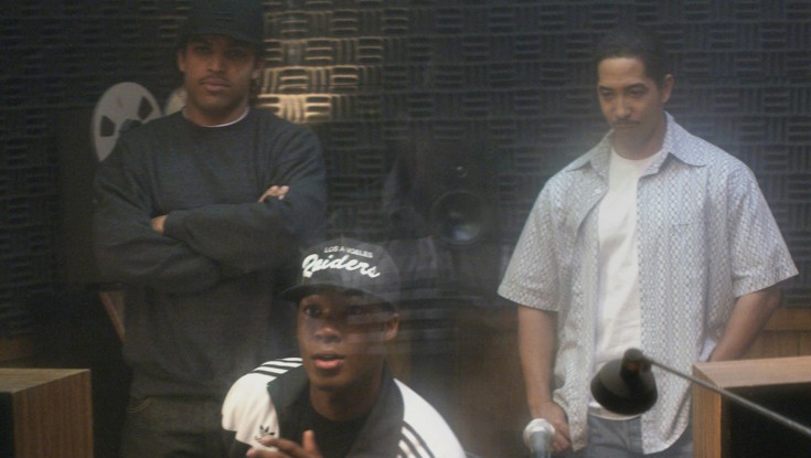 Photos: Straight Outta D.C.: Corey Hawkins Plays Dre in Rap Biopic