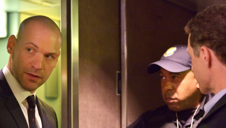 Photos: Corey Stoll Tackles Vampires on 'The Strain'
