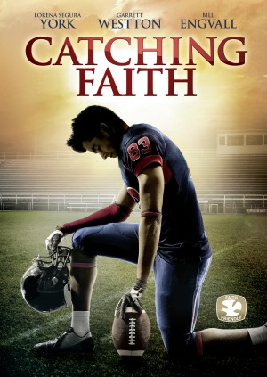CATCHING FAITH. (DVD Artwork). ©RLJ Entertainment.