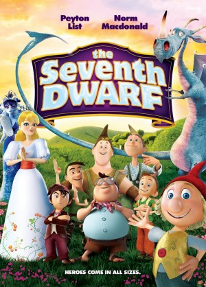 THE SEVENTH DWARF (DVD Artwork). ©Shout! Factory.