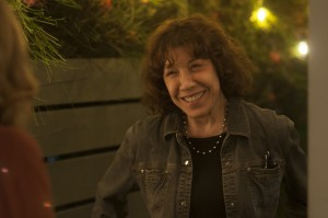 Lily Tomlin as Elle in GRANDMA. ©Sony Pictures Classics. CR: Glen Wilson.
