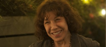 Lily Tomlin Isn't Your Average 'Grandma'
