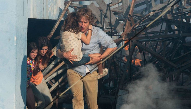 Owen Wilson is Back Behind the Lines in 'No Escape'