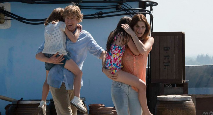 Photos: Owen Wilson is Back Behind the Lines in 'No Escape'