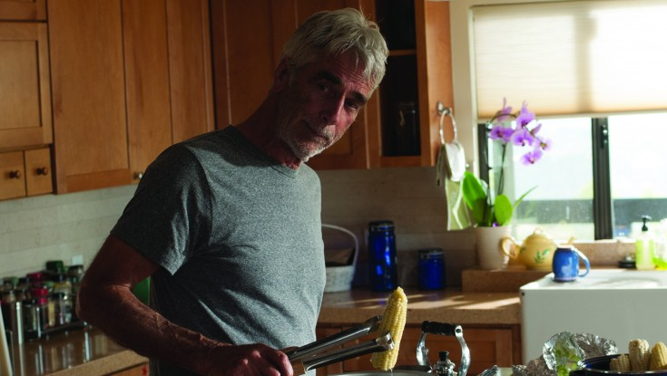 EXCLUSIVE: Sam Elliott Gets Succinct in 'Grandma'