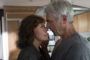 (l-r) Lily Tomlin and Sam Elliott stars in GRANDMA. ©Sony Pictures Classics. CR: Glen Wilson.