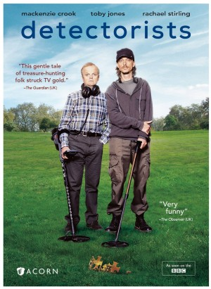 DETECTORISTS. (DVD Artwork). ©Acorn/BBC.