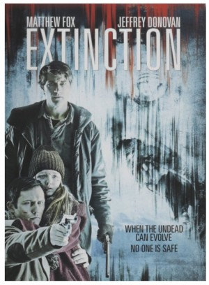 EXTINCTION. (DVD Artwork) ©Sony Pictures Home Entertainment.