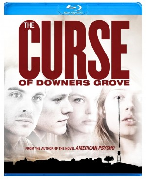 THE CURSE OF DOWNERS GROVE. (Blu-ray / DVD Artwork). ©Anchor Bay.