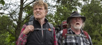 Robert Redford Takes a 'Walk' with Nick Nolte
