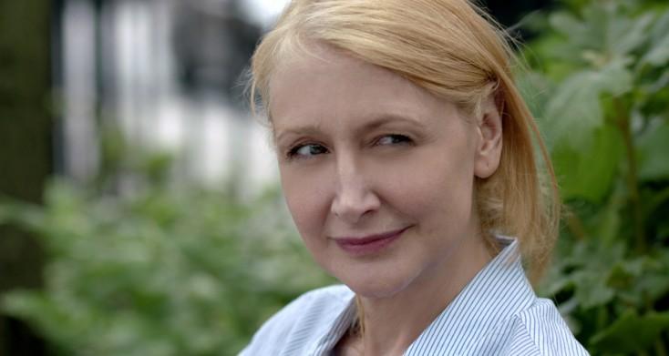 Patricia Clarkson in the Driver's Seat in New Dramedy