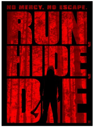 RUN, HIDE, DIE (DVD Artwork). ©Image Entertainment.