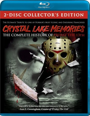 CRYSTAL LAKE MEMORIES: THE COMPLETE HISTORY OF FRIDAY THE 13TH. ©Image Entertainment.