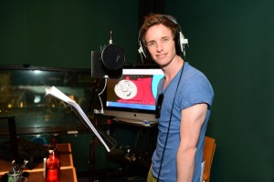 Eddie Redmayne voices Ryan in THOMAS & FRIENDS: SODOR'S LEGEND OF THE LOST TREASURE. ©Universal Studios.