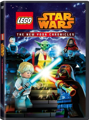 LEGO STAR WARS: THE NEW YODA CHRONICLES. (DVD Artwork). ©Walt Disney Studios.