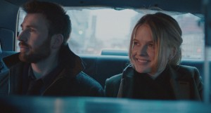 (l-r) Chris Evans and Alice Eve star in BEFORE WE GO. ©Radius