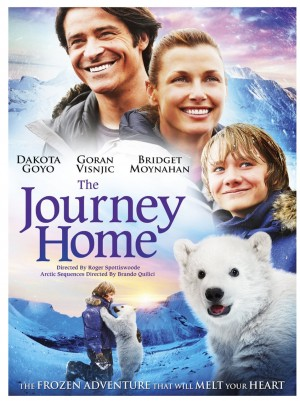 THE JOURNEY HOME. (DVD Artwork). ©Image Entertainment.