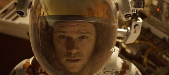 Matt Damon Delivers as 'The Martian'