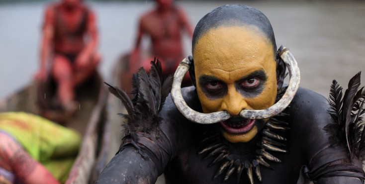 Photos: Eli Roth Teams with Jason Blum for 'Green Inferno'