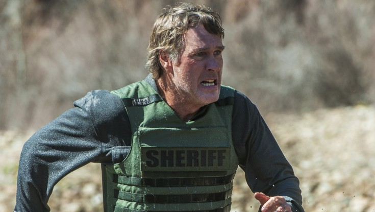 EXCLUSIVE: Robert Taylor Talks on 'Longmire'