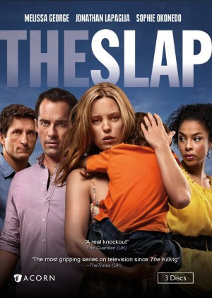 THE SLAP. (DVD Artwork). ©Acorn.