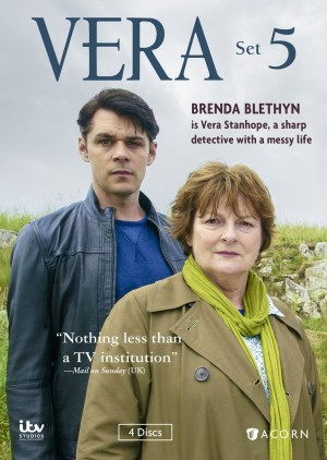 VERA SET 5. (DVD Artwork). ©Acorn.