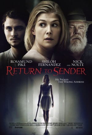 RETURN TO SENDER. (DVD Artwork). ©Image Entertainment.