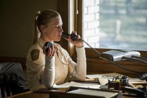 Katee Sackhoff stars in LONGMIRE. ©Netflix. CR: Lewis Jacobs / Netflix.