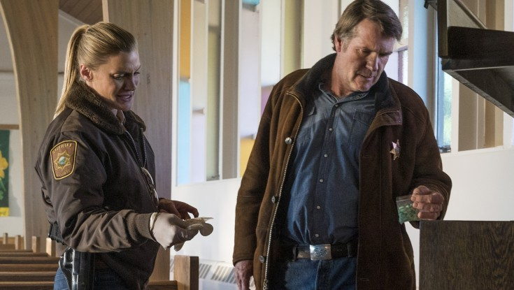 Photos: Katee Sackhoff Rustles Up More 'Longmire'