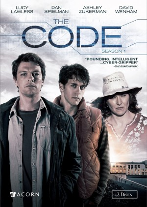 THE CODE SEASON 1. (DVD Artwork). ©Acorn.