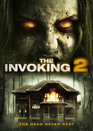 THE INVOKING 2. (DVD Artwork). ©Image Entertainment.
