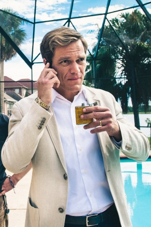 Michael Shannon stars as 'Rick Carver' in Broad Green Pictures release, 99 HOMES. ©Broad Green Pictures. CR: Hooman Bahrani / Broad Green Pictures