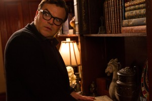 Jack Black stars in Columbia Pictures' GOOSEBUMPS. ©CTMG. CR: Hopper Stone/SMPSP.