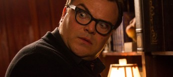 Jack Black Gets Creepy in 'Goosebumps'