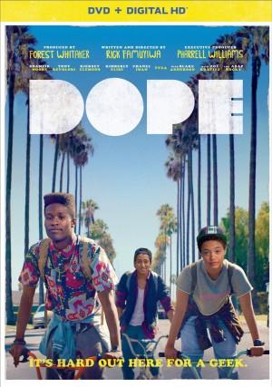 DOPE. (DVD Artwork). ©Universal Studios.