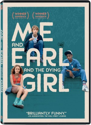 ME AND EARL AND THE DYING GIRL. (DVD Artwork). ©20th Century Fox.