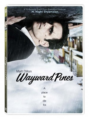 WAYWARD PINES. (DVD Artwork). ©20th Century Fox.