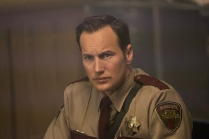 Patrick Wilson as Lou Solverson in FARGO. ©FX Networks. CR: Chris Large/FX