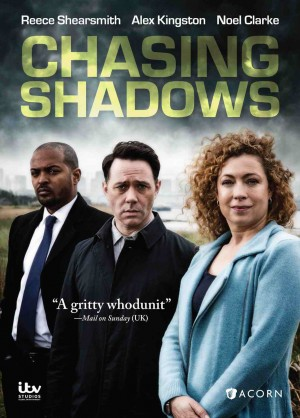 CHASING SHADOWS. (DVD Artwork) ©Acorn.