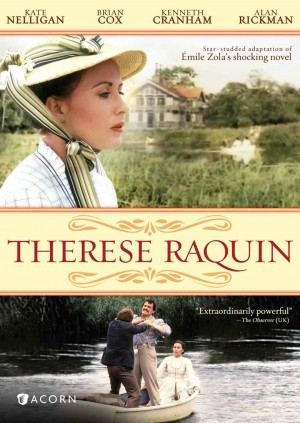 THERESE RAQUIN. (DVD Artwork). ©Acorn.