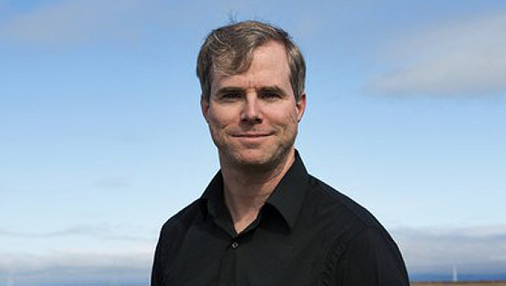 Andy Weir: 'The Martian' Writer's Internet Success Story