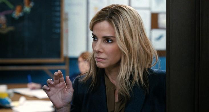Photos: Sandra Bullock Rides a Bus, Gets Political in 'Crisis'