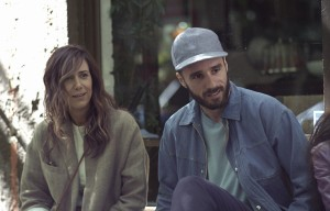 (l-r) Kristen Wiig and Sebastian Silva in NASTY BABY. ©The Orchard.