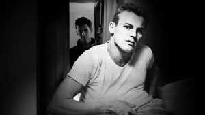 (l-r) Tony Perkins and Tab Hunter. ©The Collaborative.