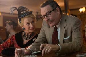 Helen Mirren and Bryan Cranston star in TRUMBO. © Bleecker Street. CR: Hilary Bronwyn Gail/Bleecker Street.