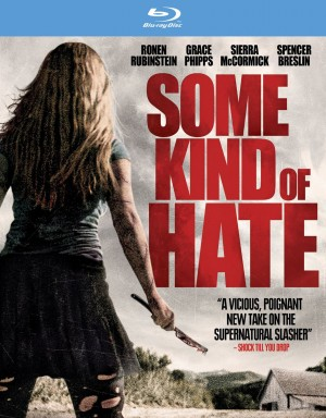 SOME KIND OF HATE. (DVD Artwork). ©Image Entertainment.