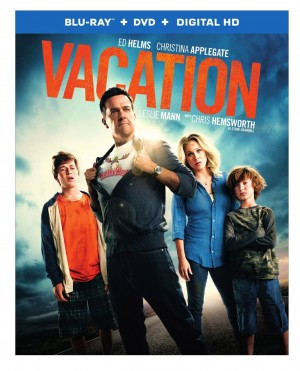 VACATION. (DVD Artwork). ©Warner Home Entertainment.